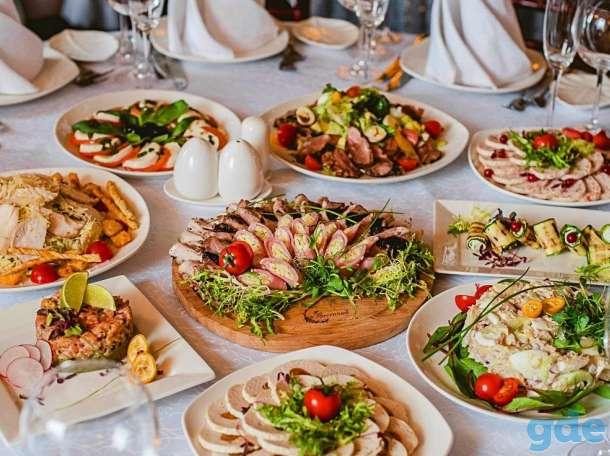 Услуги повара (Повар, Кейтеринг, Выездное обслуживание), фотография 1