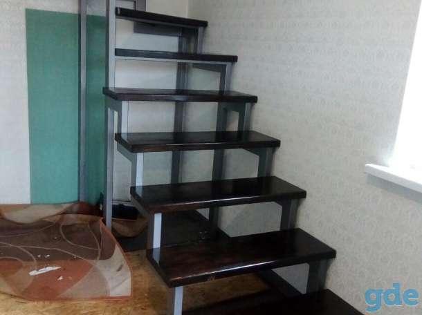 Лестницы(каркас лестницы), фотография 1