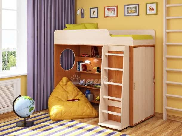 Кровать-чердак Легенда 5.1, фотография 1