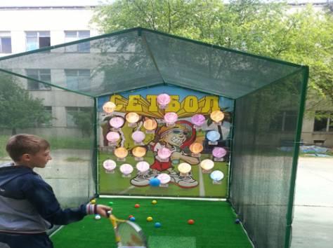Аттракцион Сет-Бол тенис призовой , фотография 2
