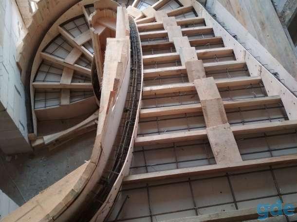 Бетонные лестницы, фотография 10