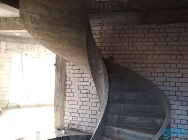 Бетонные лестницы, фотография 4