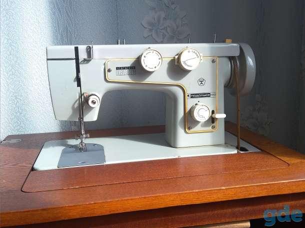 Швейная машинка, фотография 1