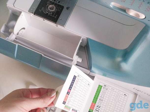 Швейная машина bernina, фотография 5