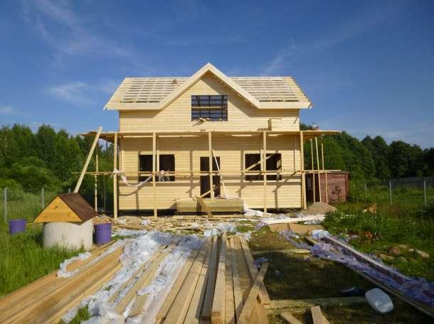 строим недорогие деревянные дома,дачные домики,любые хозпостройки, фотография 6