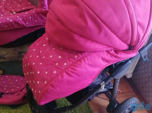 Детская коляска Adamex Jogger 2 в 1, фотография 7