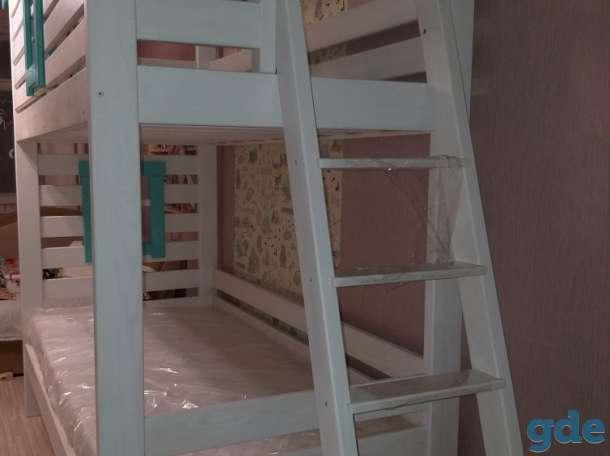кровать чердак, фотография 4