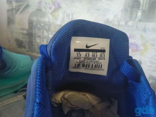 Продам НОВЫЕ кроссовки NIKE AIR MAX 720 мужские / женские, фотография 7