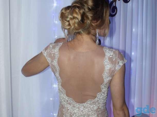 Свадебное платье s xs, фотография 4