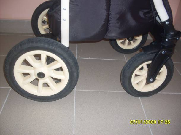 коляска  Анеко Венеция 2в1 , фотография 3