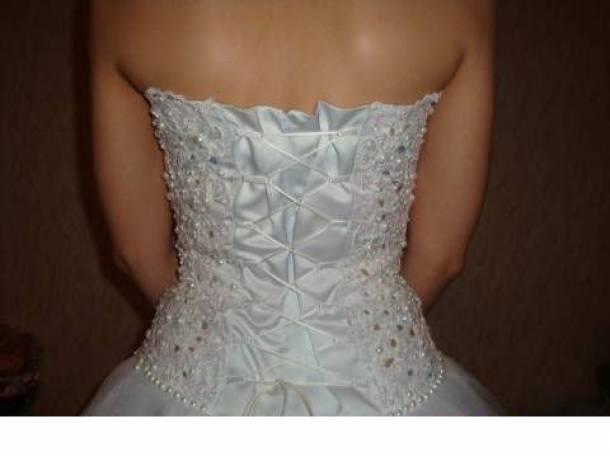 Свадебное платье 44-48, фотография 6