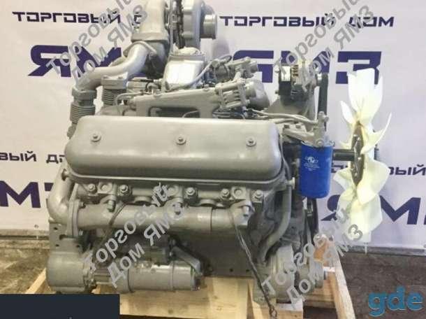 Двигатель ЯМЗ 236НЕ Турбо, фотография 2