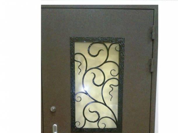 Двери металлические входные, фотография 3