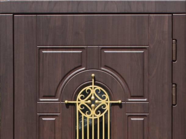Двери металлические входные, фотография 6
