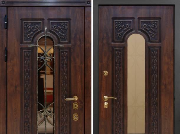 Двери металлические входные, фотография 7