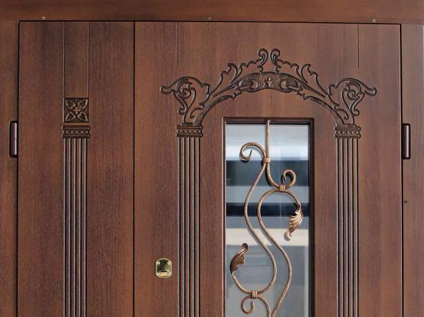 Двери металлические входные, фотография 8