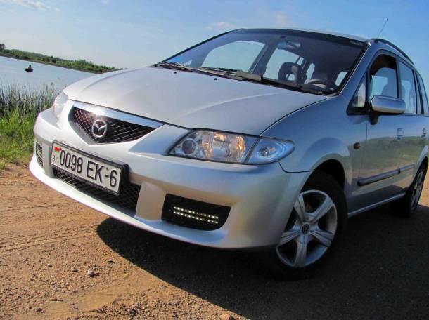 Продаю Mazda Premacy 2.0 ТД, 2004 г.в., фотография 1