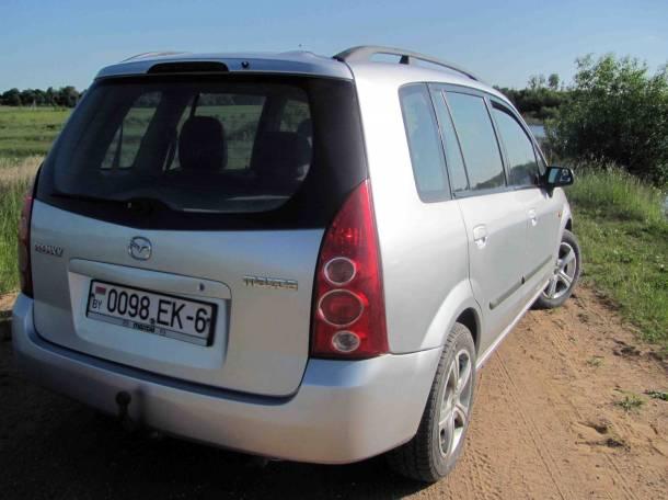 Продаю Mazda Premacy 2.0 ТД, 2004 г.в., фотография 3