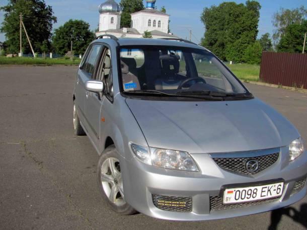Продаю Mazda Premacy 2.0 ТД, 2004 г.в., фотография 4
