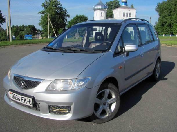 Продаю Mazda Premacy 2.0 ТД, 2004 г.в., фотография 5