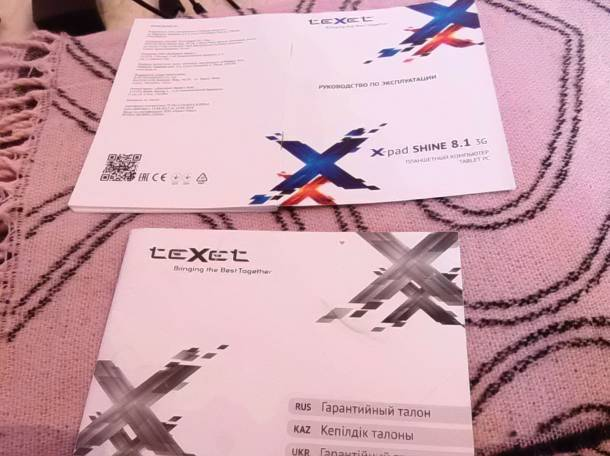 Планшетный компьютер TEXET x pad SHINE 8/1 3G TM 7868, фотография 7