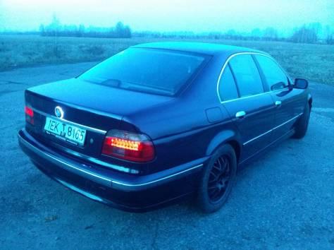 BMW 530D, фотография 4
