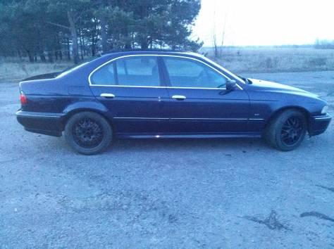 BMW 530D, фотография 5