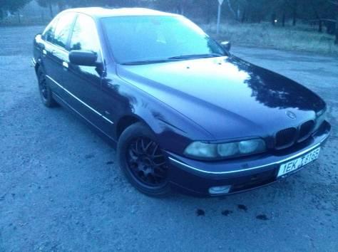 BMW 530D, фотография 6