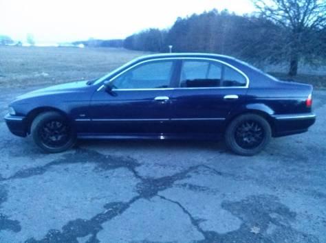 BMW 530D, фотография 7