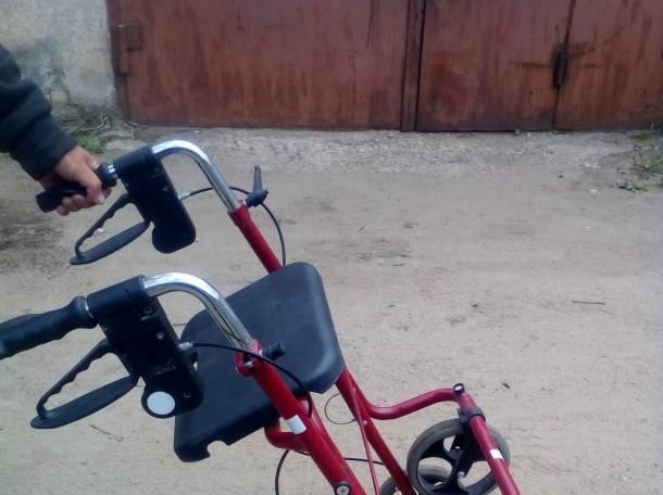 ходунки для взрослых, фотография 3