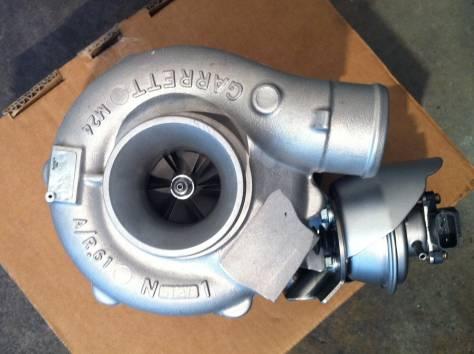 Ремонт турбокомпрессоров, новые турбины, картриджи, фотография 3