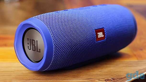 Беспроводная bluetooth колонка JBL charge 3 новая, фотография 2