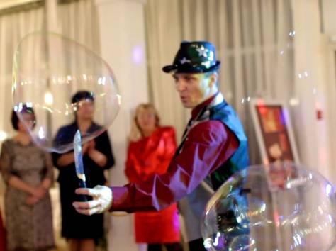 ШОУ мыльных пузырей, фотография 2