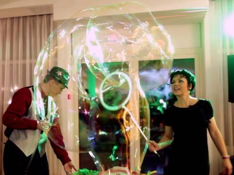 ШОУ мыльных пузырей, фотография 7