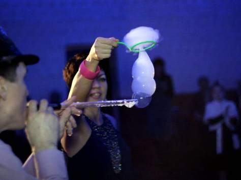 ШОУ мыльных пузырей, фотография 9