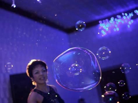 ШОУ мыльных пузырей, фотография 10