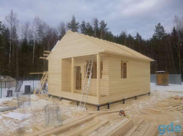 строим недорогие деревянные дома,дачные домики,любые хозпостройки, фотография 11
