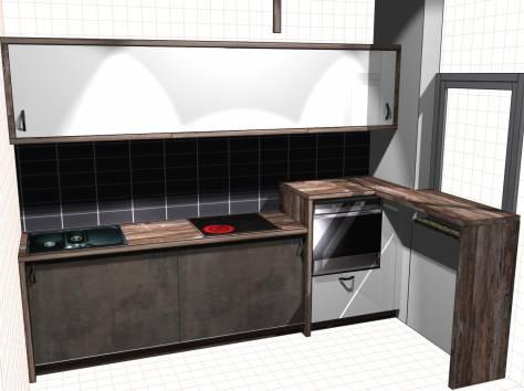 Кухни любой геометрической сложности. , фотография 12