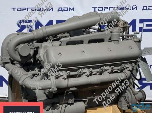 Двигатель ЯМЗ 7511, фотография 7