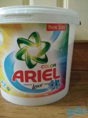 Порошок Ариель с линором 5 кг, фотография 1