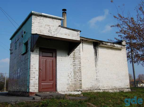 Продается недвижимость в аг. Мокраны: здание автокассы с пристройками у трассы Брест-Граница с Украиной, фотография 4