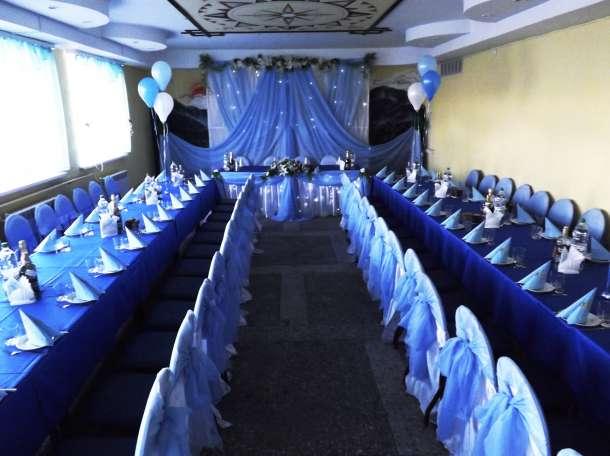 оформление свадебного зала в Кировске, фотография 11