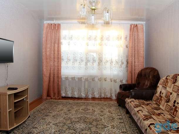 Для командировочных и гостей, 4-х комнатная кв-ра посуточно. Центр Несвижа., фотография 1