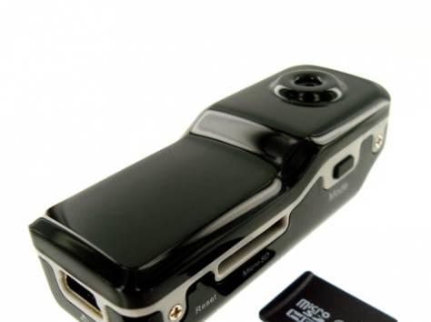 Шпионская  мини камера MD 80 , фотография 2
