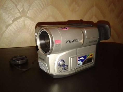 Видеокамера Samsung VP-L800, фотография 1