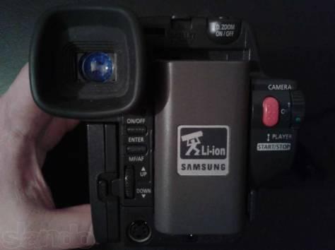 Видеокамера Samsung VP-L800, фотография 3