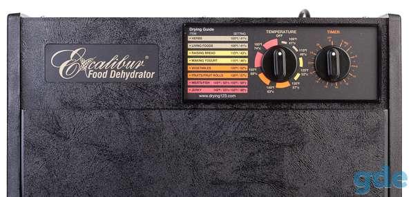 Дегидратор Excalibur Standart 9B (4926TCD220B) Производитель США, фотография 2