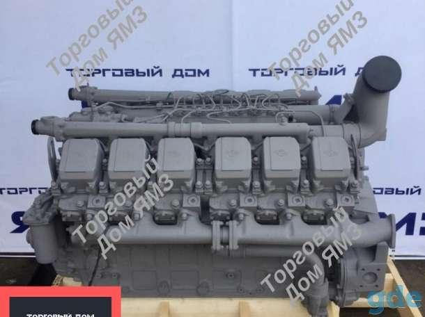 Двигатель ЯМЗ 240БМ, М2, фотография 3