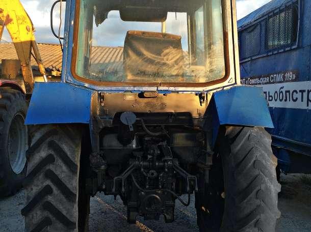 Трактор мтз-80, фотография 2