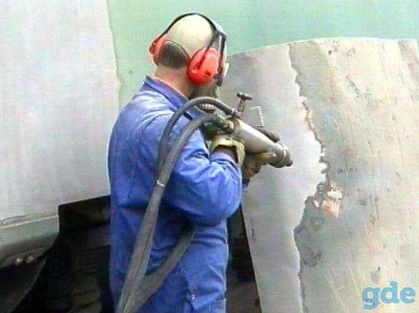 Пескоструйные работы,очистка дисков,кузовов и проч., фотография 1